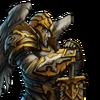 Troop Archon Statue