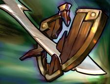 Spell Grave Knight