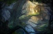 Background Zhul Kari