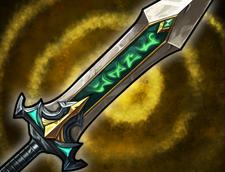 Runic Blade