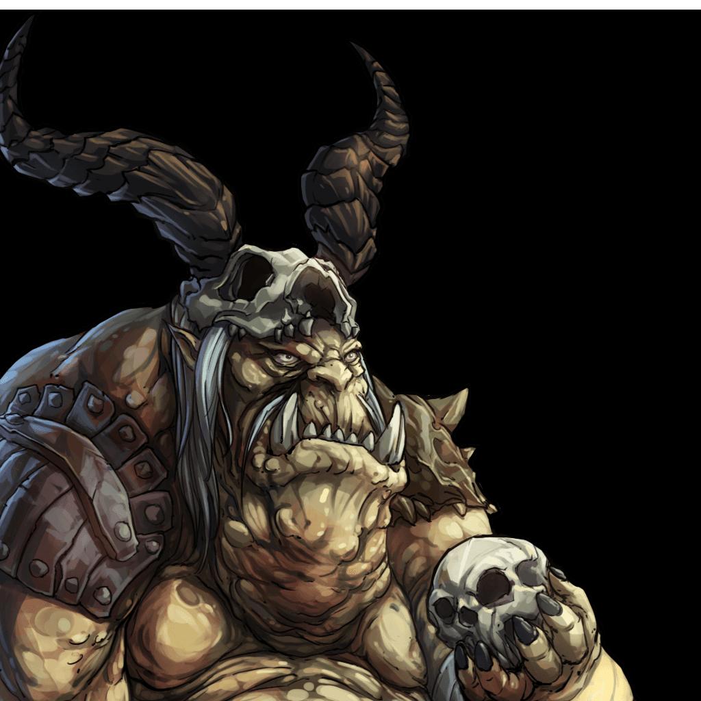 3DRT - Goblin Warriors animated | CGTrader
