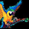 Troop Parrot
