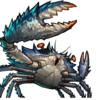 Troop Giant Crab