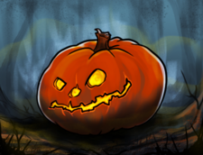 Spell Spooky Imp
