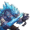 Troop Ice Troll