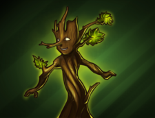 Spell Forest Guardian