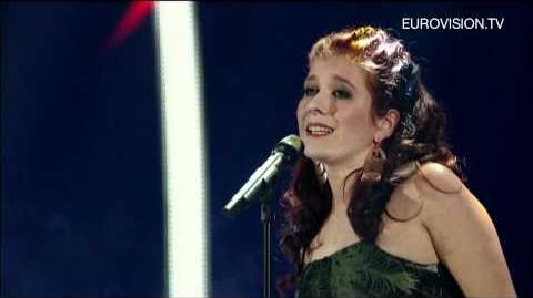 Pernilla Karlsson - Nar jag blundar (Finland) 2012 Eurovision Song Contest Official Preview Video