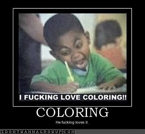 Image - Funny-kid-photo-loves-coloring.jpg | Generation 90s Wiki ...