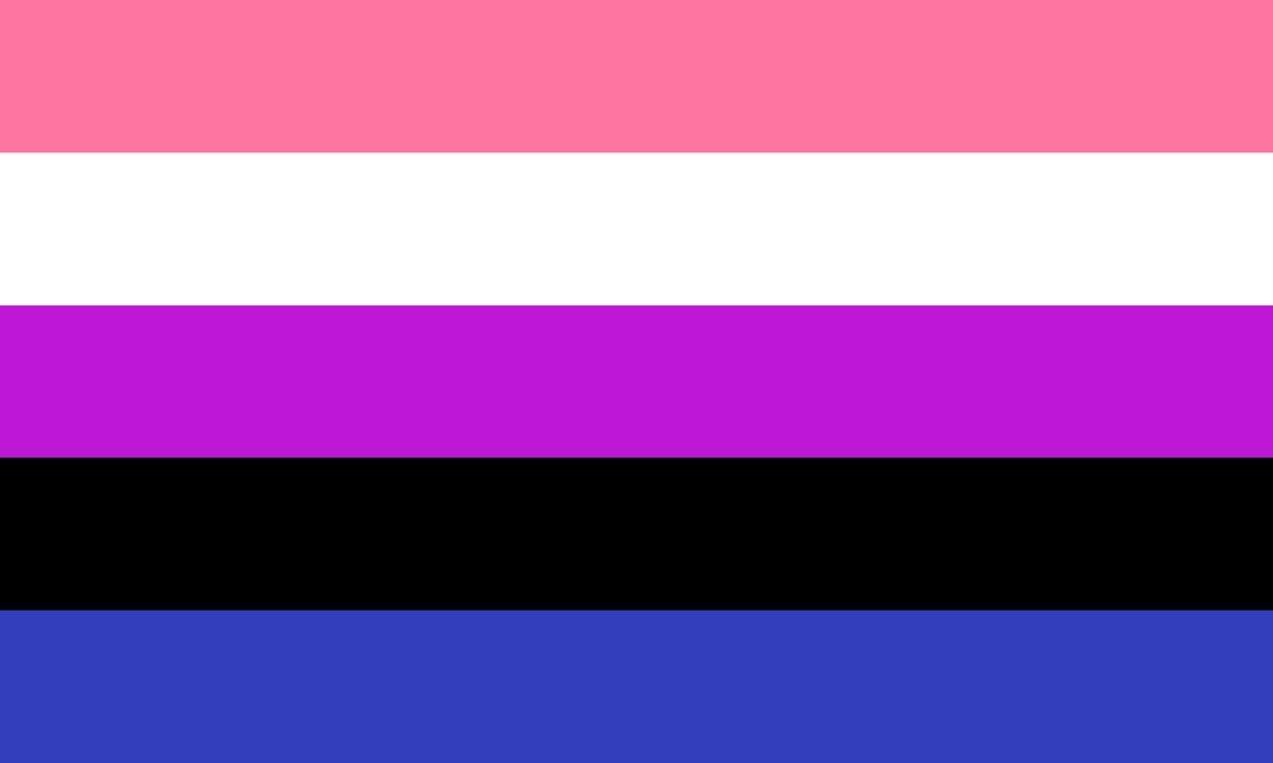 Genderfluidflag