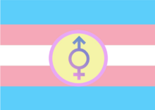 Trans-Intersexual Flag