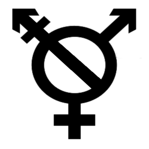File:Transgender symbol with agender transparent background.png