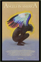 Angels in America, Millennium Approaches (1993) poster