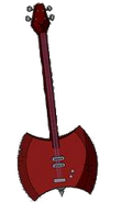 Axe bass