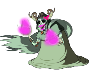 The Lichress Queen
