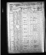 Charles Frederick Lindauer I (1836-1921) in the 1860 census in Manhattan