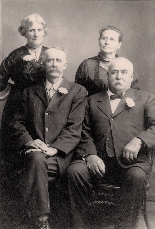 Franklin and Esther Doty