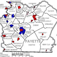 Fayette County, Pennsylvania | Familypedia | FANDOM powered