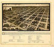 Amarillo Texas Downtown 1912