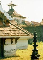 Mattancherry palace bhagvathy kshetram