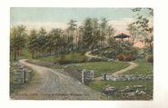 PostcardPavilionParkNorwichCT1911