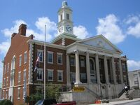 Woodford county courthouse kentucky