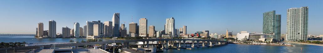 DowntownMiamiPanorama