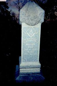 Harrison Miller Grave