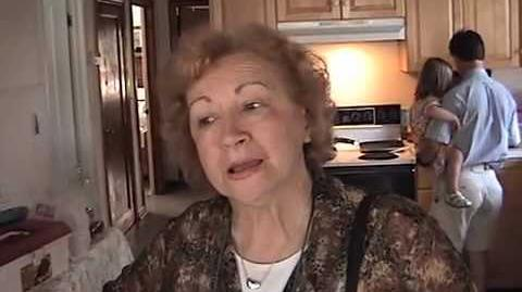Lillian O'Brien in 2003, talking about family history clip 2 of 3