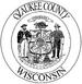Ozaukee County, Wisconsin seal