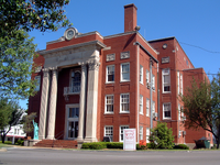 Grayson County, Kentucky courthouse