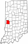 Indiana, Parke County