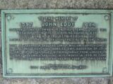 John Eddy (1597-1684)