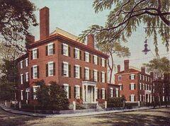 George Peabody House, Salem, MA