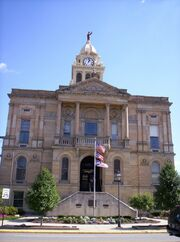 Marion County Ohio Courthouse