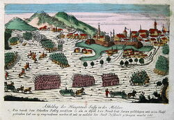 Siege and capture of Jassy in 1788 by the Russian army