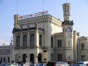 Wroclaw Central Station