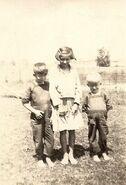 Everett, Jessie, & Kenneth Doty