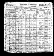 1900 census McGhee