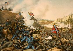 Battle of Franklin II 1864