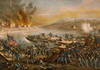 Battle of Fredericksburg 1862 Dec 13