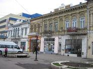 Braila - Mihai Eminescu street (2)