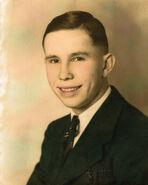John Earl Borland (1924-1986) circa 1940-1945 compressed