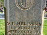 Wilhelmina Logan Mousley (1840-1918)