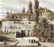 Graz-Neutor vor 1883-Neutorgasse