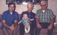 Four Generation Klein men 02