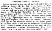 Acken-Samuel 1893 obituary