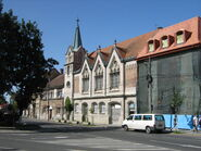 Unitárius templom Bolyai tér