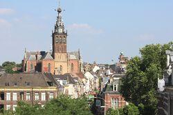 A view over Nijmegen