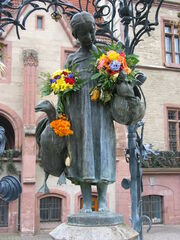Göttingen Gänseliesel März06