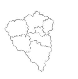 Plzen location map